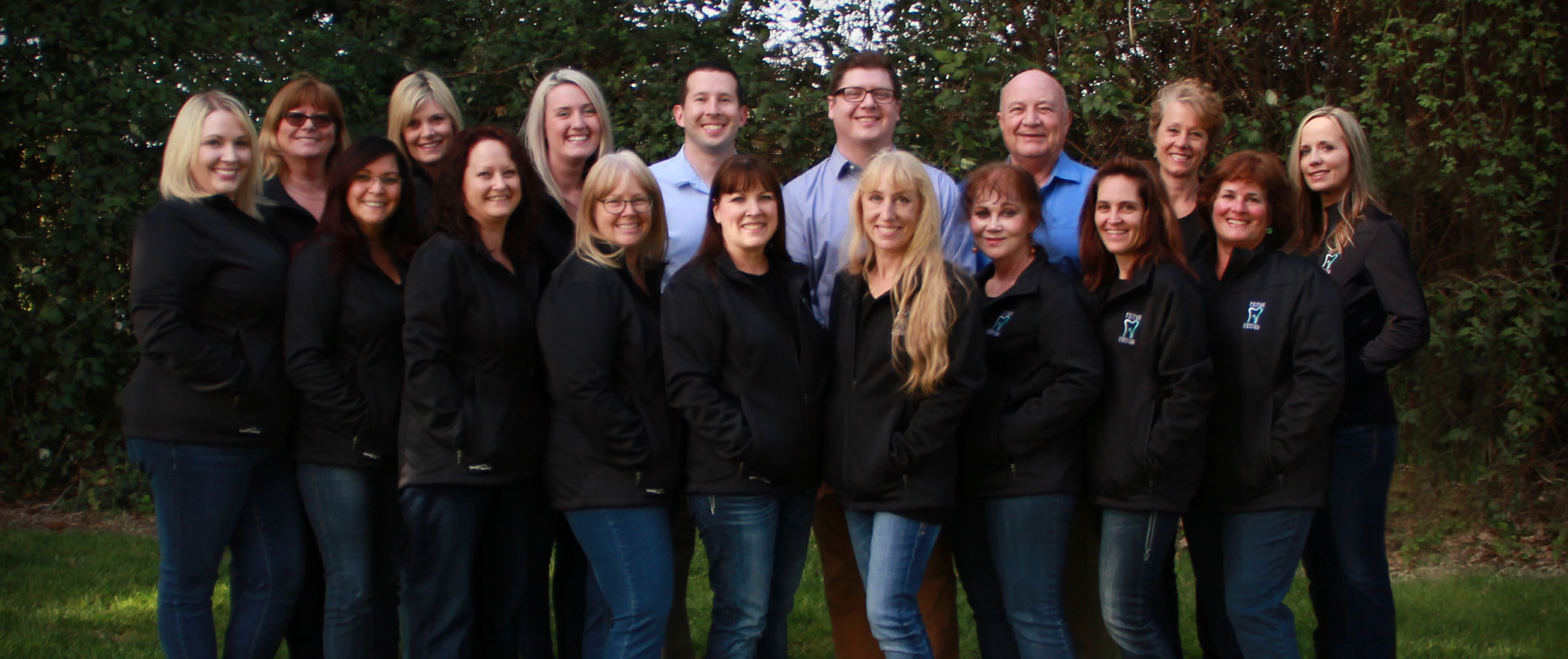 Rogue Valley Dental Center team